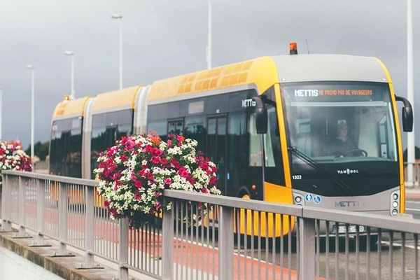 Agreement on route of ring trambus between Heizel and Brussels Airport