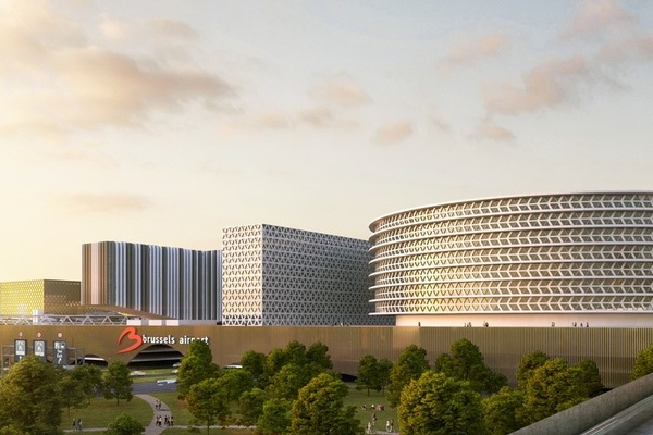 Brussels Airport recherche un consortium pour Airport Business District